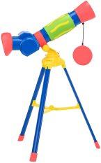 (Hàng Mỹ) Kính viễn vọng Dụng cụ/đồ chơi về giáo dục GeoSafari Jr. Kính viễn vọng đầu tiên của tôi, Đồ chơi STEM cho trẻ em, Kính viễn vọng cho trẻ em, 4 tuổi trở lên