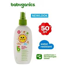 Xịt chống nắng cho bé Babyganics Mineral-Based Baby Sunscreen SPF 50