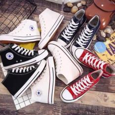 Giày Sneaker Co.verse Nữ Cao cổ Thời Trang Cá Tính