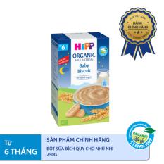 [FREESHIP] Bột sữa bích quy cho nhũ nhi HiPP 250g – Giới hạn 2 sản phẩm/khách hàng