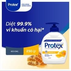Nước rửa tay diệt khuẩn Protex Propolis keo ong 250ml/chai