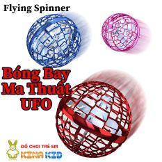 Đồ Chơi Bóng Bay UFO, Con Quay Hình Quả Cầu Fly Nova, phát sáng siêu đẹp