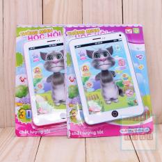 Đồ chơi thông minh Ipad mèo tom phát nhạc biết nói, hát, kể chuyện – Hàng VIỆT NAM sản xuất đồ chơi giáo dục phát triển kỹ năng cho bé – The 1997