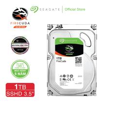 Ổ cứng HDD 3.5″ PC SEAGATE FireCuda 1TB SATA 7200RPM 64MB – ST1000DX002