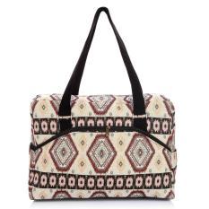 Túi xách du lịch thổ cẩm cao cấp Hoian Gifts HA-1C