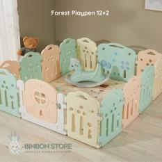 Forest Playpen – Bộ quây khu rừng