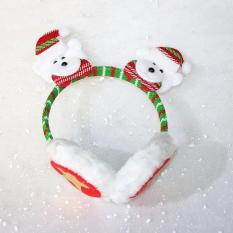 Băng đô áp tai Noel dễ thương – MIA SHOP