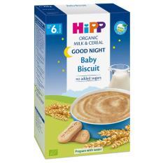 [FREESHIP] Bột sữa bích quy cho nhũ nhi HiPP 250g