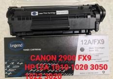 Hộp mực 12A LBP 2900 303 FX9 Loại tốt Full box Hộp mực Máy in LBP 2900 3000 HP Laser Jet 1010/1015/1020/3015/3020/3030/3050