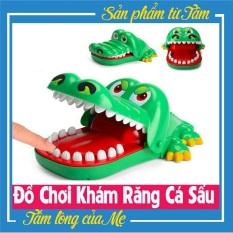Trò Chơi Khám Răng Cá Sấu Cắn Tay-Chôm Kids