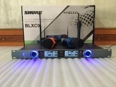 Micro không dây cao cấp Shure BLXC9 – chống hú, lọc âm và lọc tiếng