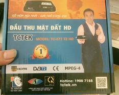 Đầu Thu DVB T2 TCTEK 377 T2HD