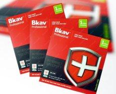 Phần mềm diệt virus BKAV 1 năm