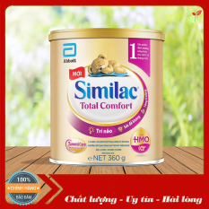 (MỚI) Sữa Similac Total Comfort số 1 360g