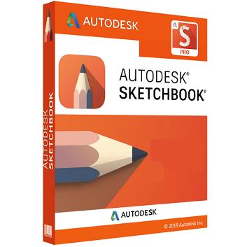 Autodesk SketchBook Pro 2021 – 1 năm bản quyền – Windows/Mac