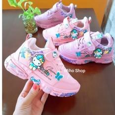 Giày Thể Thao Kitty Cực Đẹp Cho Bé Gái – Giày Thể Thao Bé Gái
