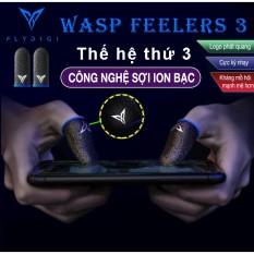 [ THẾ HỆ THỨ 3 ] Flydigi Wasp Feelers 3 | Găng tay chơi game PUBG, Liên quân, chống mồ hôi, cực nhạy, co giãn cực tốt