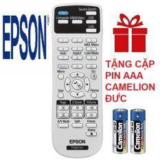 Remote điều khiển máy chiếu EPSON mẫu 1 (Hàng hãng – tặng pin)