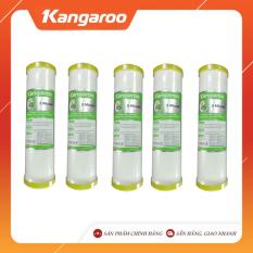 Bộ 05 lõi lọc nước Kangaroo số 1 – Phụ kiện máy lọc nước Kangaroo