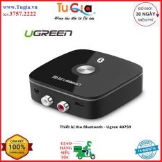 Bộ thu Bluetooth 4.2 cho Loa Và Amply cao cấp Ugreen 40759 – Hàng chính hãng