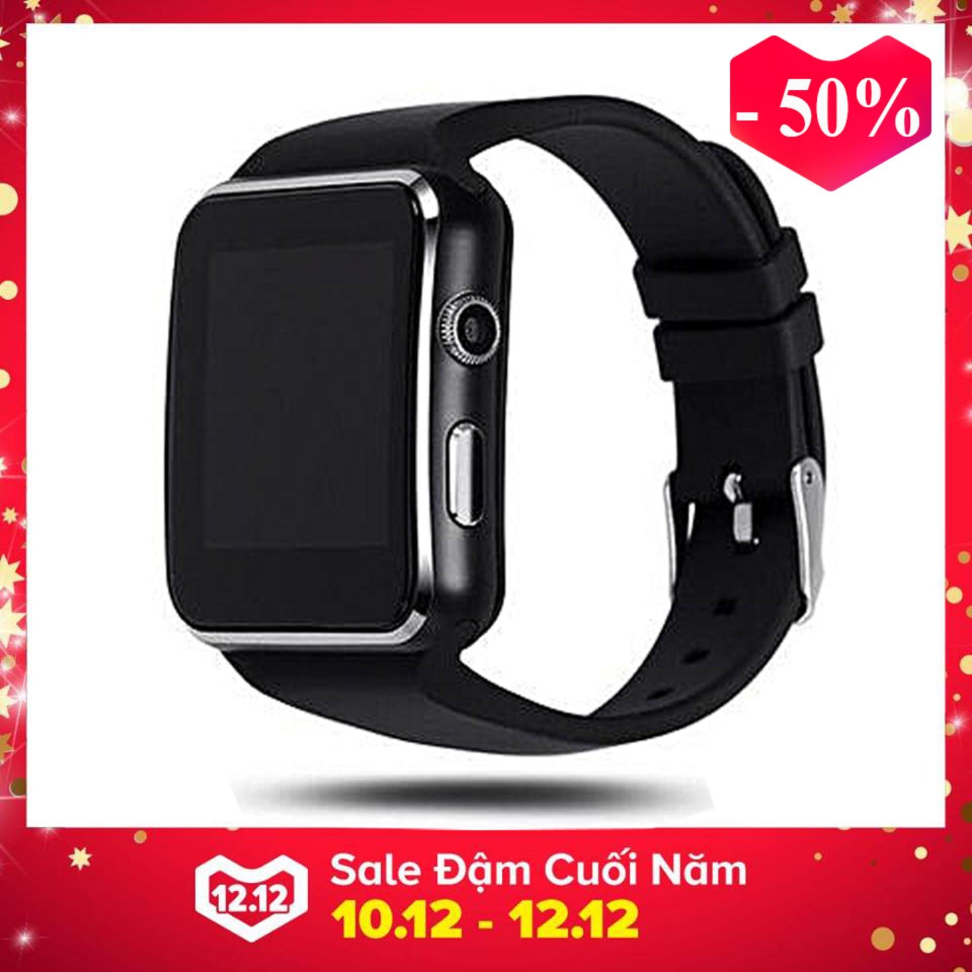 Shop bán Đồng hồ thông minh Smart Watch X6 Màn Hình Cong Cao cấp (Màu Ngẫu  Nhiên) - Đồng hồ thông minh chống nước, Đồng hồ thông minh trẻ em, Đồng hồ