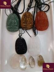 Mặt dây chuyền phật đẹp các màu, phong thủy, trang sức