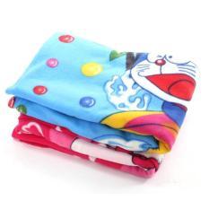 Chăn mền trẻ em bông tuyết nhung mền mịn hoạt hình cho bé trai và gái Kích thước 80Cmx1m1