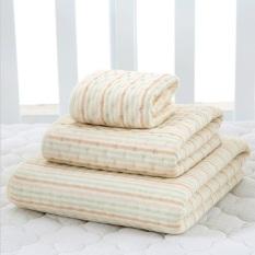 Tấm lót chống thấm Organic Cotton 100% tự nhiên – Thoáng khí, siêu thấm, có thể giặt – An Toàn cho bé