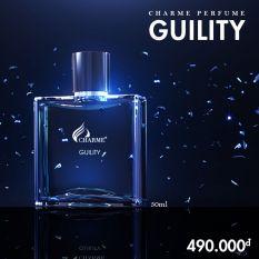 Nước hoa nam Guility – SANG TRỌNG VÀ ĐẲNG CẤP (50ML)