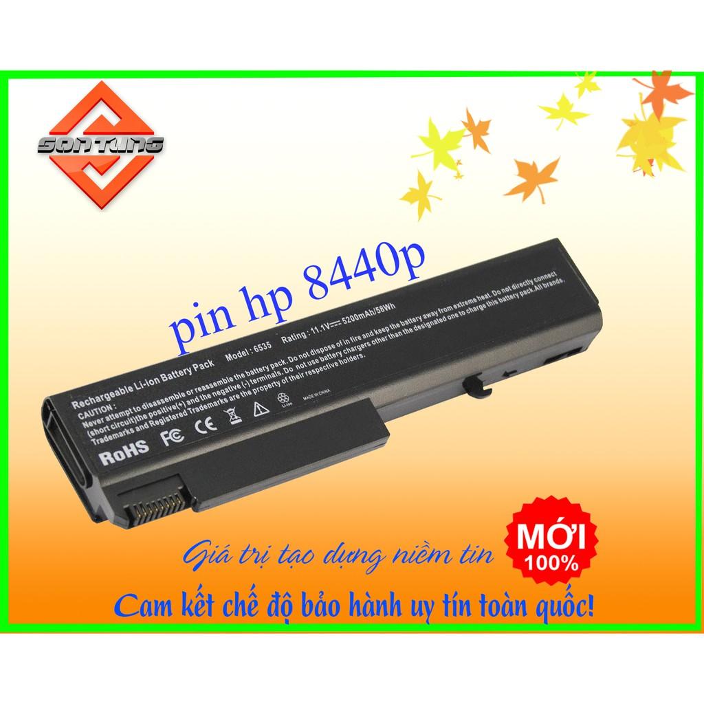 Pin Hp 8440p, sản phẩm tốt, chất lượng cao, cam kết như hình, độ bền cao, bảo hành bằng hóa...