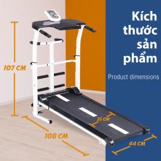 (Có video) BG -TẾT ĐẾN XUÂN SANG LỘC ĐẦY VƯỜN – Máy chạy bộ cơ đa năng mẫu mới Treadmill SH – S306 5 in 1