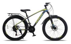 Xe đạp địa hình Fornix Climber vòng bánh 26 inch (KÈM SÁCH HƯỚNG DẪN) -Bảo hành 12 tháng + Tặng Bộ dụng cụ lắp ráp