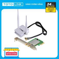 Card mạng Wi-Fi PCI-e băng tần kép AC1200 – A1200PE – TOTOLINK