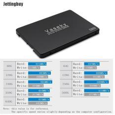 """Jettingbuy 120-512GB 2.5 """"SATA III MLC SSD Ổ Cứng Gắn Trong Trạng Thái Rắn Cho PC"""