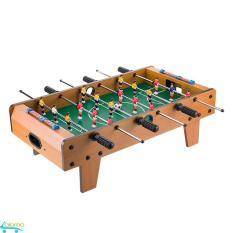 Đồ chơi bàn bi lắc bóng đá cỡ lớn cho trẻ em Table Top Football TTF-69 bằng gỗ 70*40cm