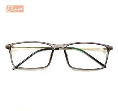 Gọng kính cận chữ nhật Elmee E29 – kính càng kim loại mảnh nhẹ