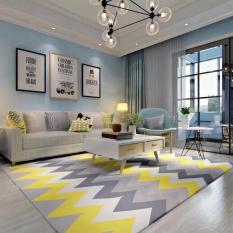 Thảm trải trang trí – Thảm phòng khách và thảm sofa Phong Cách hiện đại Châu âu-qmart