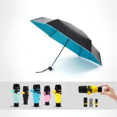 Ô dù che mưa nắng siêu nhỏ gọn như chiếc điện thoại, thiết kế thời trang