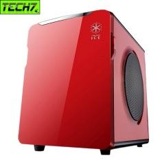 Vỏ Case máy tính mini Beetle Red