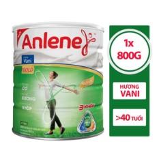 Sữa Bột Anlene Gold Movepro Hương Vanilla (Hộp Thiếc 800g)
