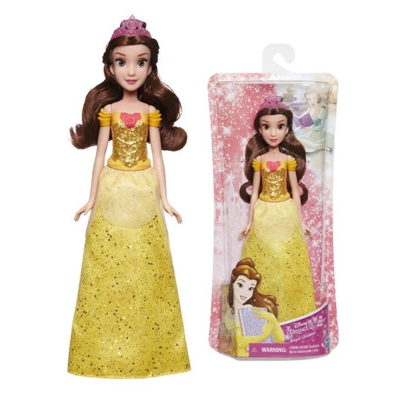 [Dự kiến giao hàng ngày 18/08-25/08] Đồ chơi Hasbro búp bê công chúa Belle Disney Princess E4159