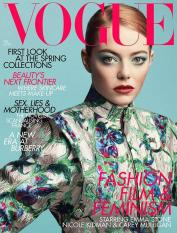 Tạp chí Vogue (British) – February 2019