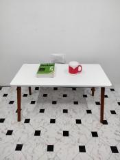 Bàn trà sofa mặt chữ nhật ( 60 x40 cm )