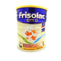 Sữa Bột Friso Gold 3 1400gr – Cho trẻ từ 1 đến 2 tuổi – HSD luôn luôn mới