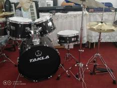 Trống Jazz nguyên set Takla