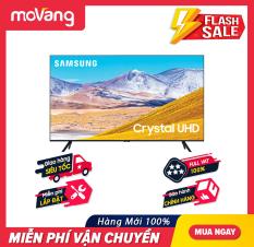 Smart Tivi 4K Samsung 55 inch 55TU8000 Crystal UHD (2020) – Công nghệ màu sắc:Công nghệ Crystal Display – Bộ xử lý hình ảnh:Bộ xử lý Crystal 4K tối ưu hóa hình ảnh