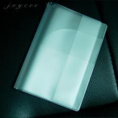 [Combo 2] Vỏ bao passport, Bao đựng hộ chiếu, passport cover có khe nhét thẻ chất liệu PVC trong suốt, chống ướt, chống trầy, chống rách