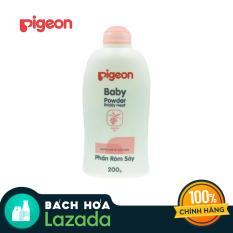 [TẶNG KHĂN SỮA] Phấn rôm sẩy PIGEON 200g