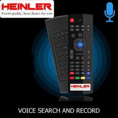 Điều khiển thông minh chuột bay Heinler HL-MX3-643V phiên bản Voice Gyroscope (Đen)