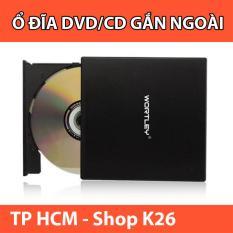Ổ Đĩa DVD WOFTLEY Gắn Ngoài Dùng Để Đọc đĩa DVD Và CD